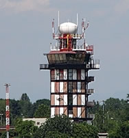 Linate airport tower